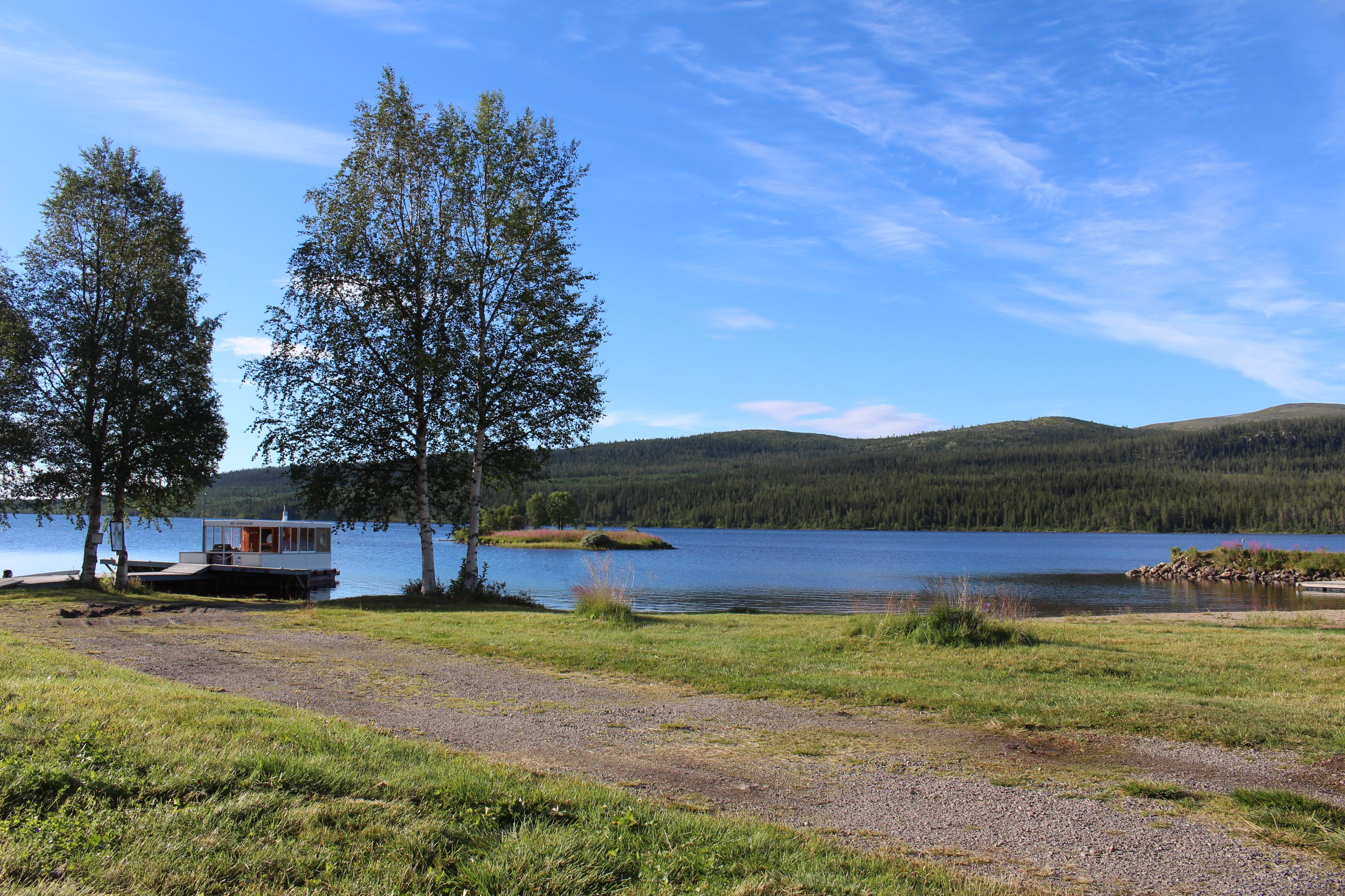 Boattrip with sauna, food and drinks