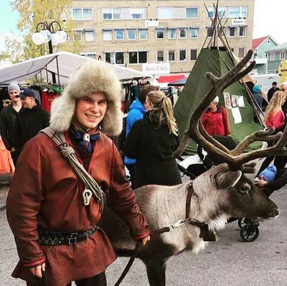 Samiska upplevelser med Jon-Krista