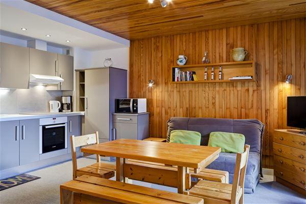 2 rooms 6 people / ISARD B12 (Mountain)