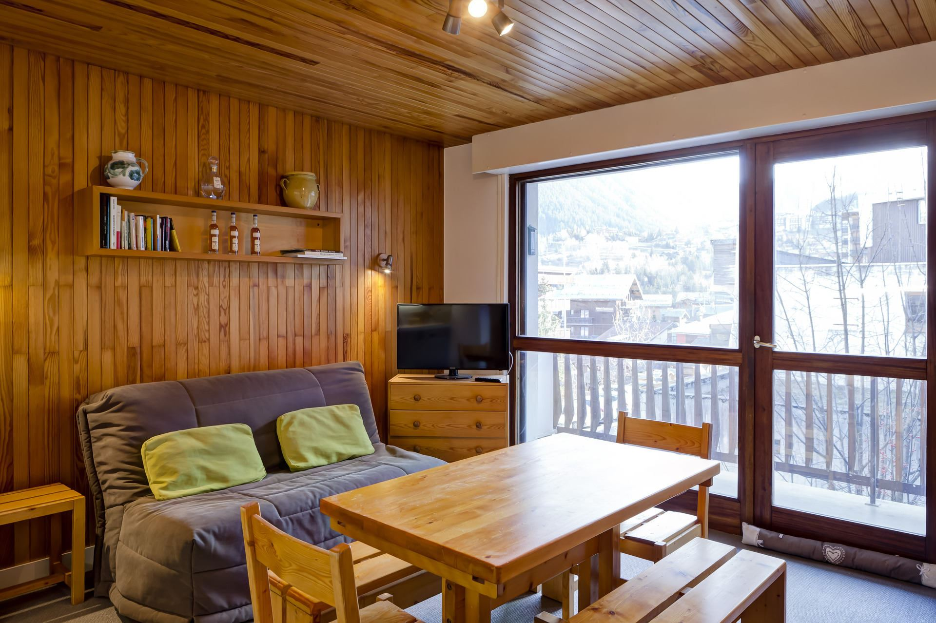 2 rooms 6 people / ISARD B12 (mountain)