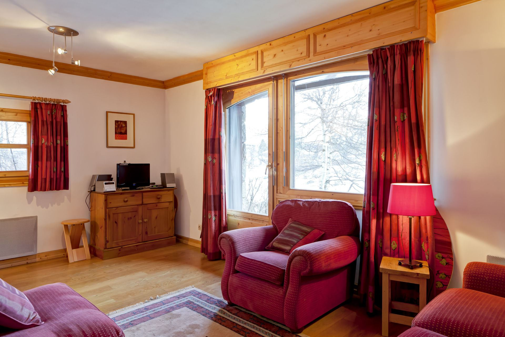 3 rooms 6 people / CHALET DE LA JEAN BLANC B14 (mountain of charm)