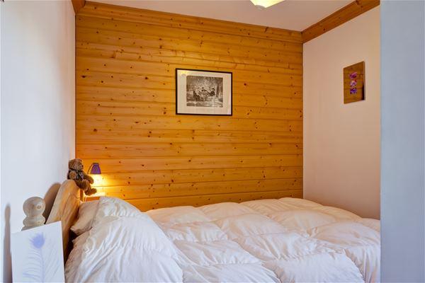 3 rooms 6 people / CHALET DE LA JEAN BLANC B14 (Mountain of Charm)