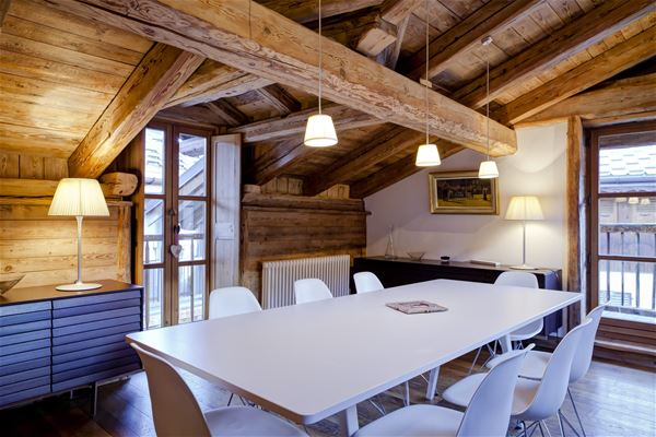 5 rooms 8 people / CHALET MAISON DU PRAZ (mountain of dream) / Tranquillity Booking