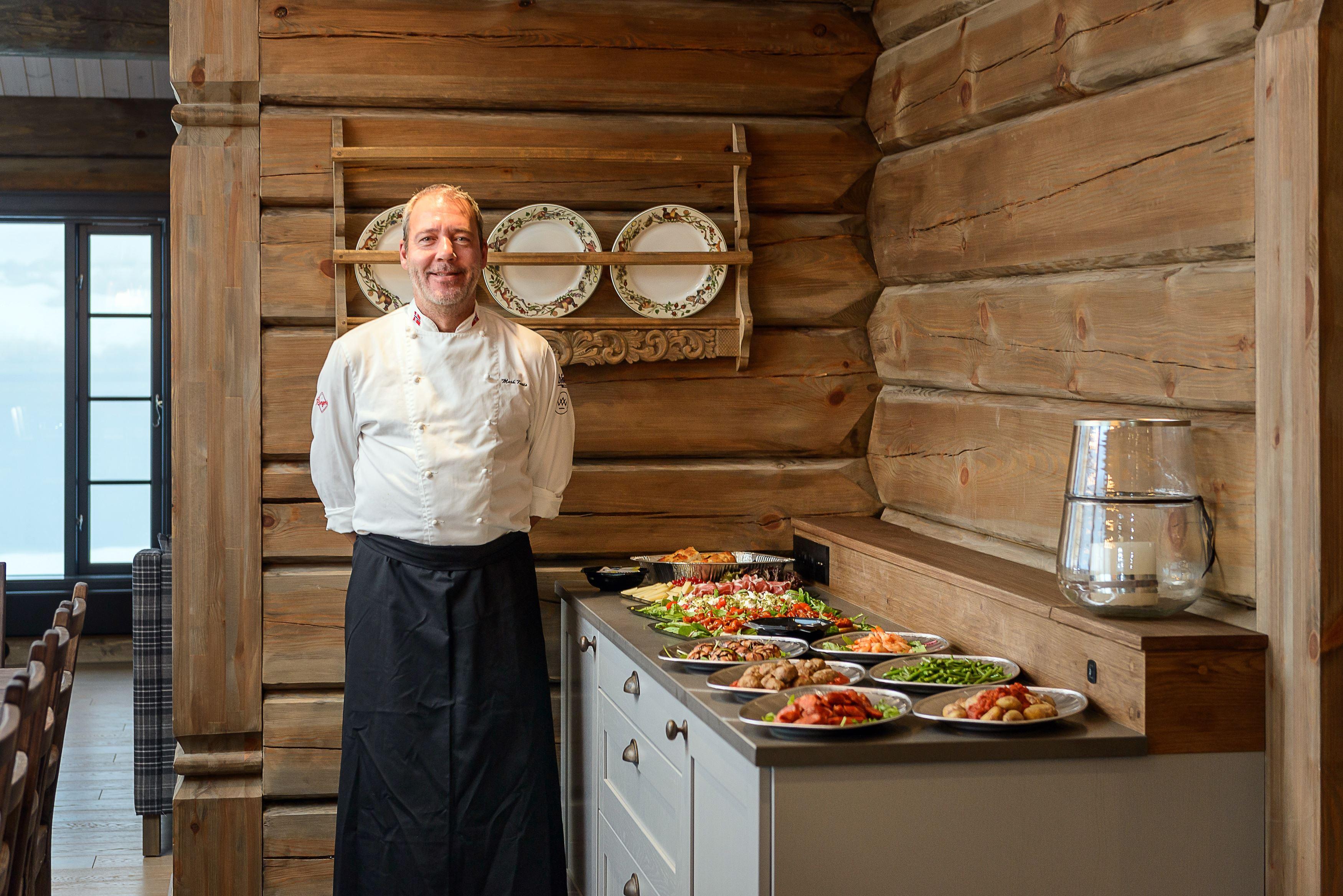 Catering i Hafjell