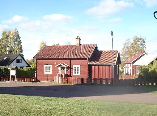 Utmelands bystuga, Mora/Community House