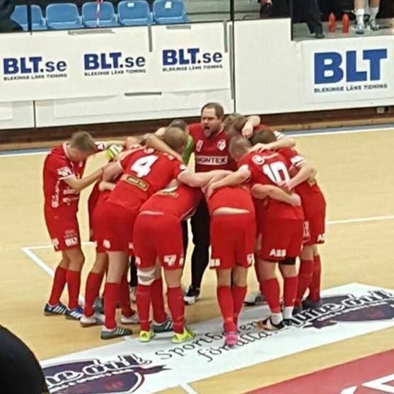 Karlskrona championships - indoor soccer