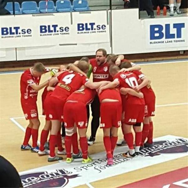 Karlskrona kommunmästerskap - inomhusfotboll