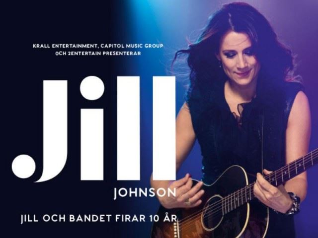 Konsert: Jill Johnson