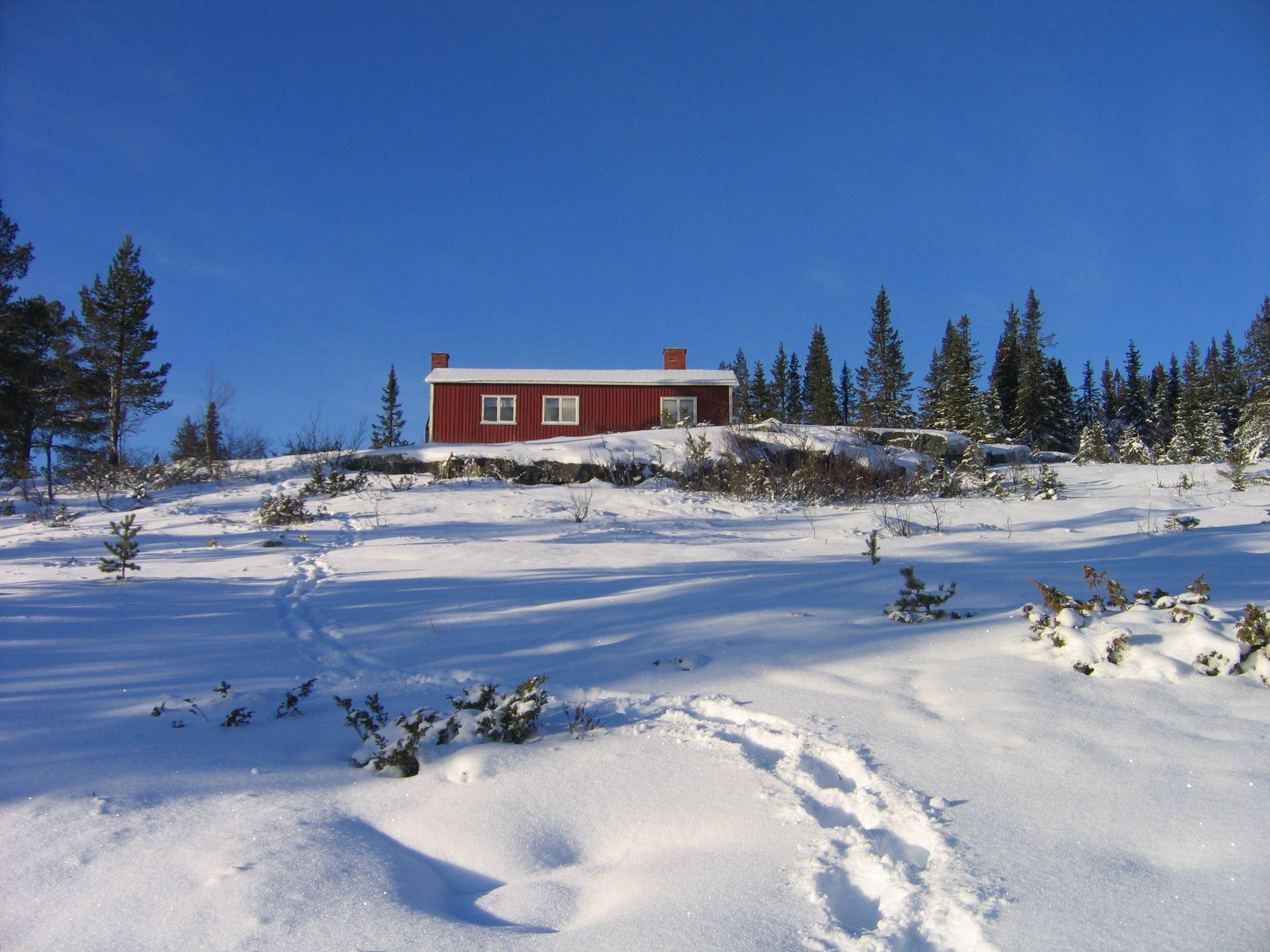 Axel Roslund,  © Malå kommun, Vandringsled Adak