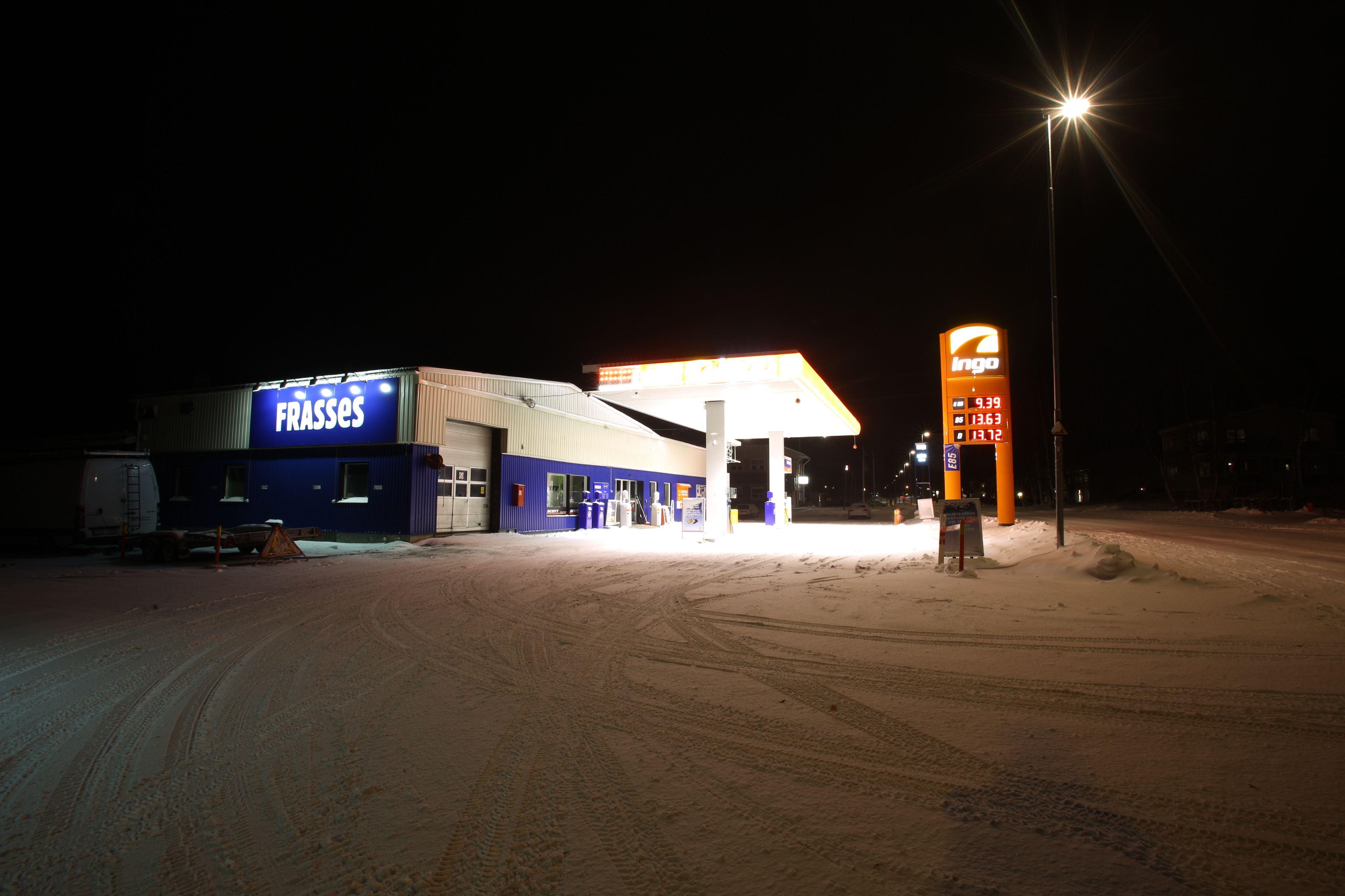 www.ricke.se , Frendo Malå