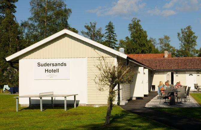 Sudersands Hotel Fårö