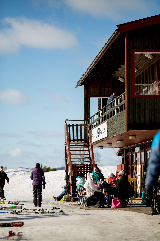 www.ricke.se,  © Foto: www.ricke.se, Malå Hotell & SkiEvent restaurang LAVEN