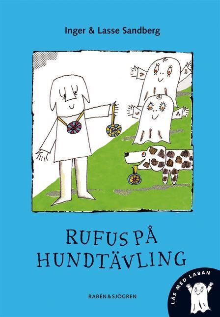 Rufus på hundtävling
