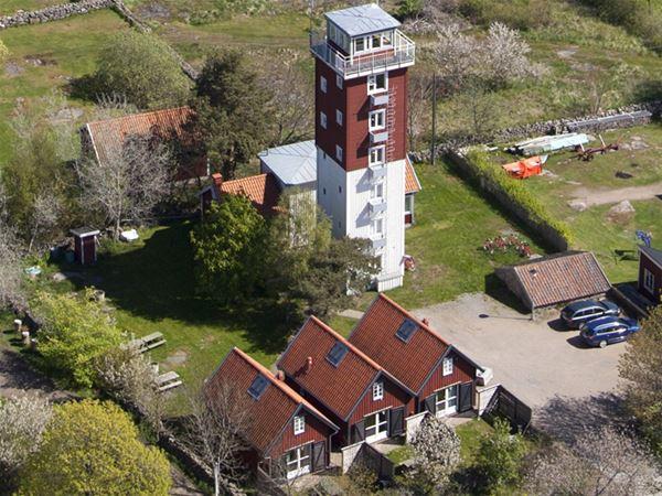 Aspö Lotstorn, STF Hotel
