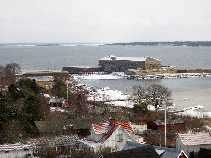 Aspö Lotstorn, STF Hostel