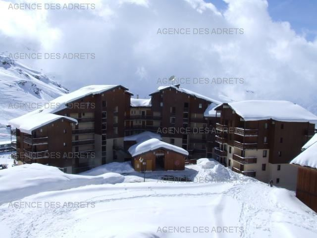 REINE BLANCHE 001 / APARTMENT 2 ROOMS CABIN - 5 PERSONS - 2 BRONZE SNWOFLAKES - ADA