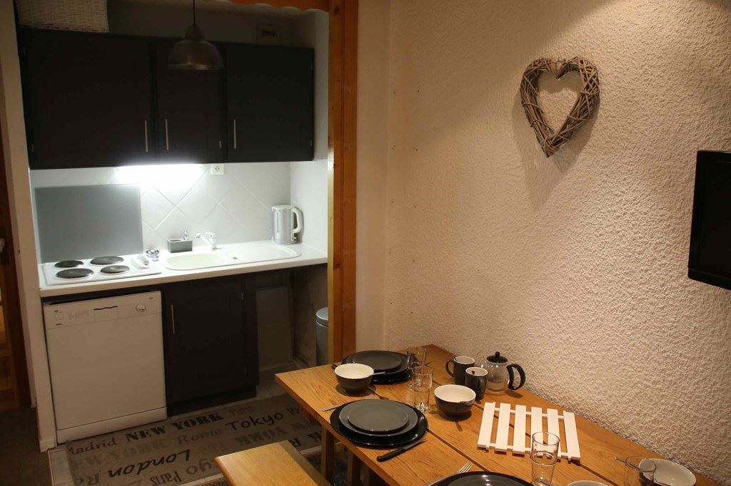 SERAC L10 / 2 ROOMS 4 PERSONS - 2 BRONZE SNOWFLAKES - ADA