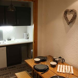 SERAC L10 / APARTMENT 2 ROOMS 4 PERSONS - 2 BRONZE SNOWFLAKES - ADA