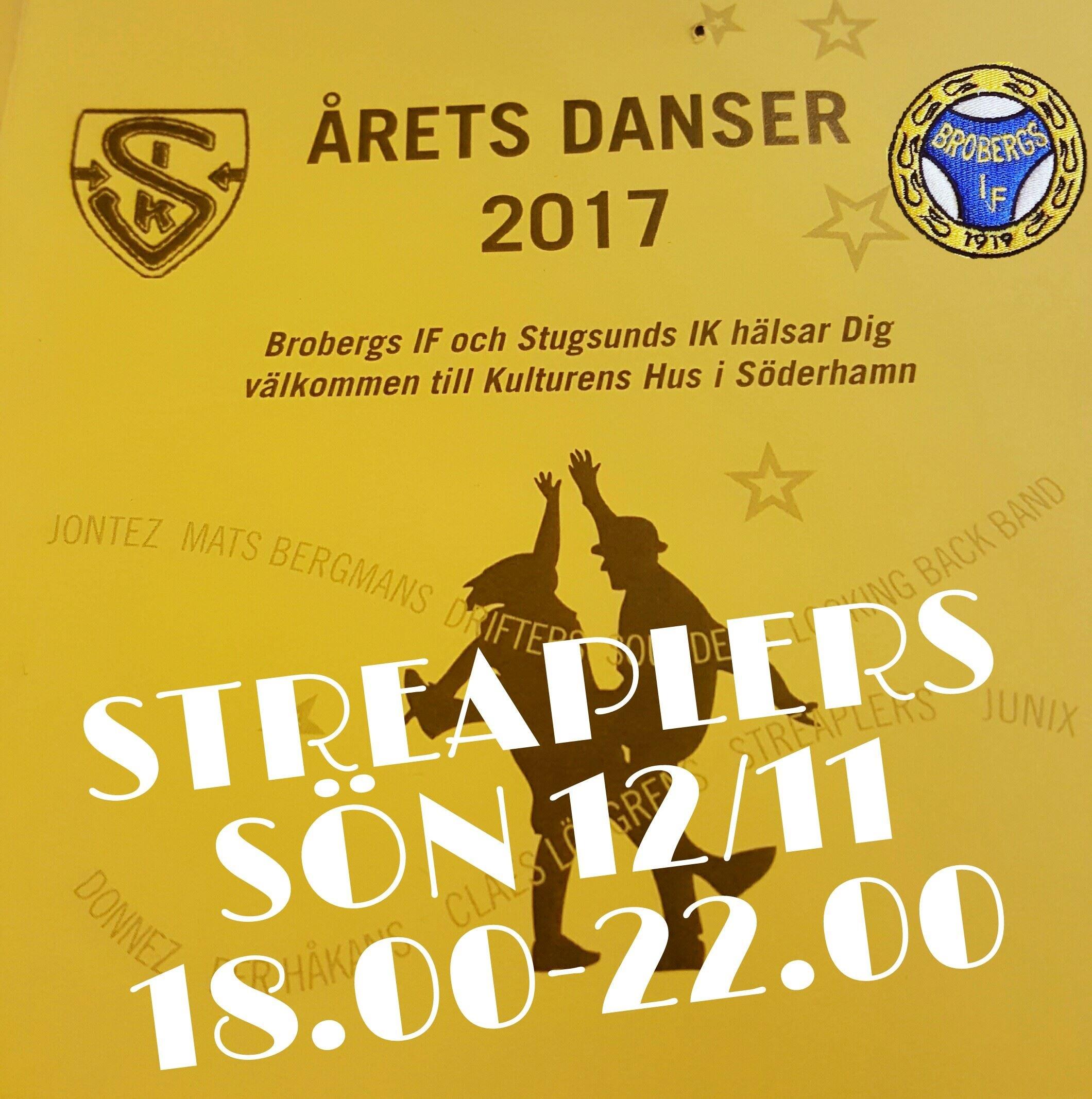 Dansa till STREAPLERS