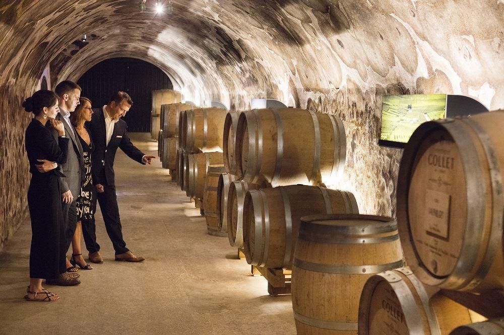Cité du Champagne Collet-Cogevi
