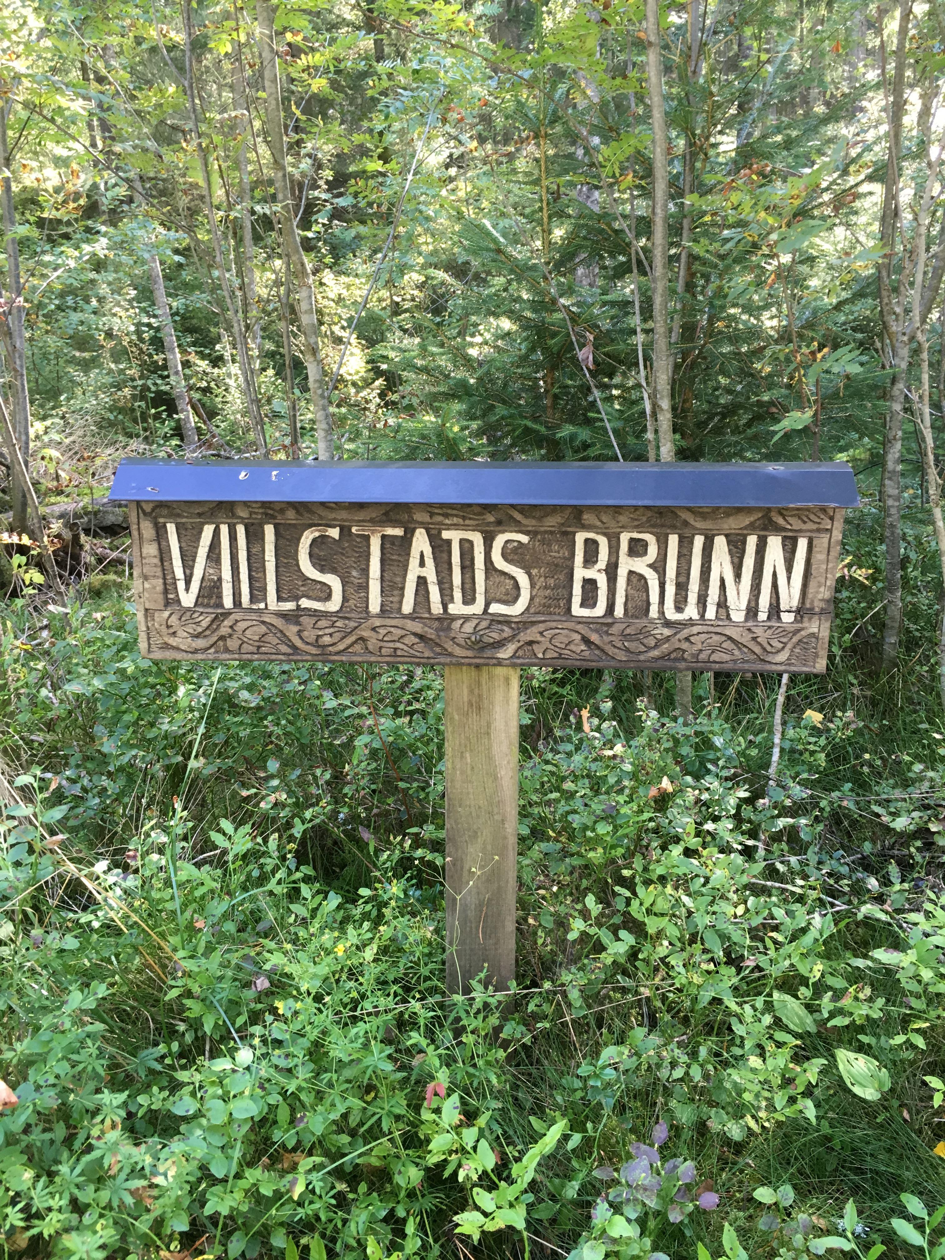 © Gislaveds kommun, Villstad spring