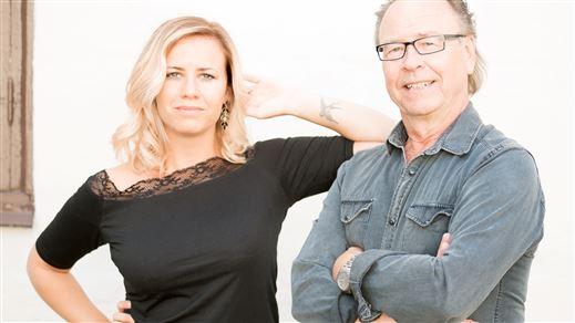 Hannah & Ewan Svensson