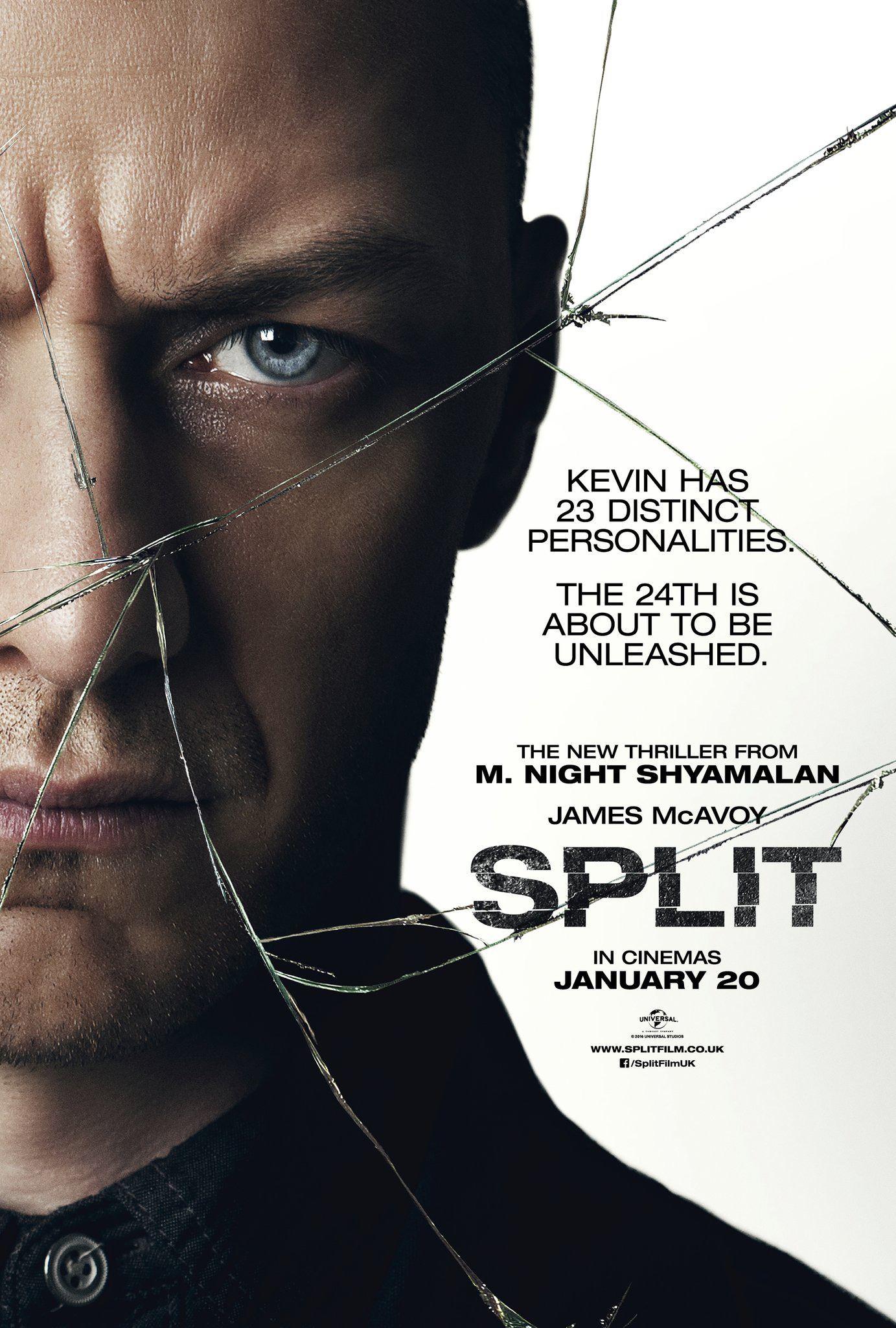 © Universal Studios, Bio: Split