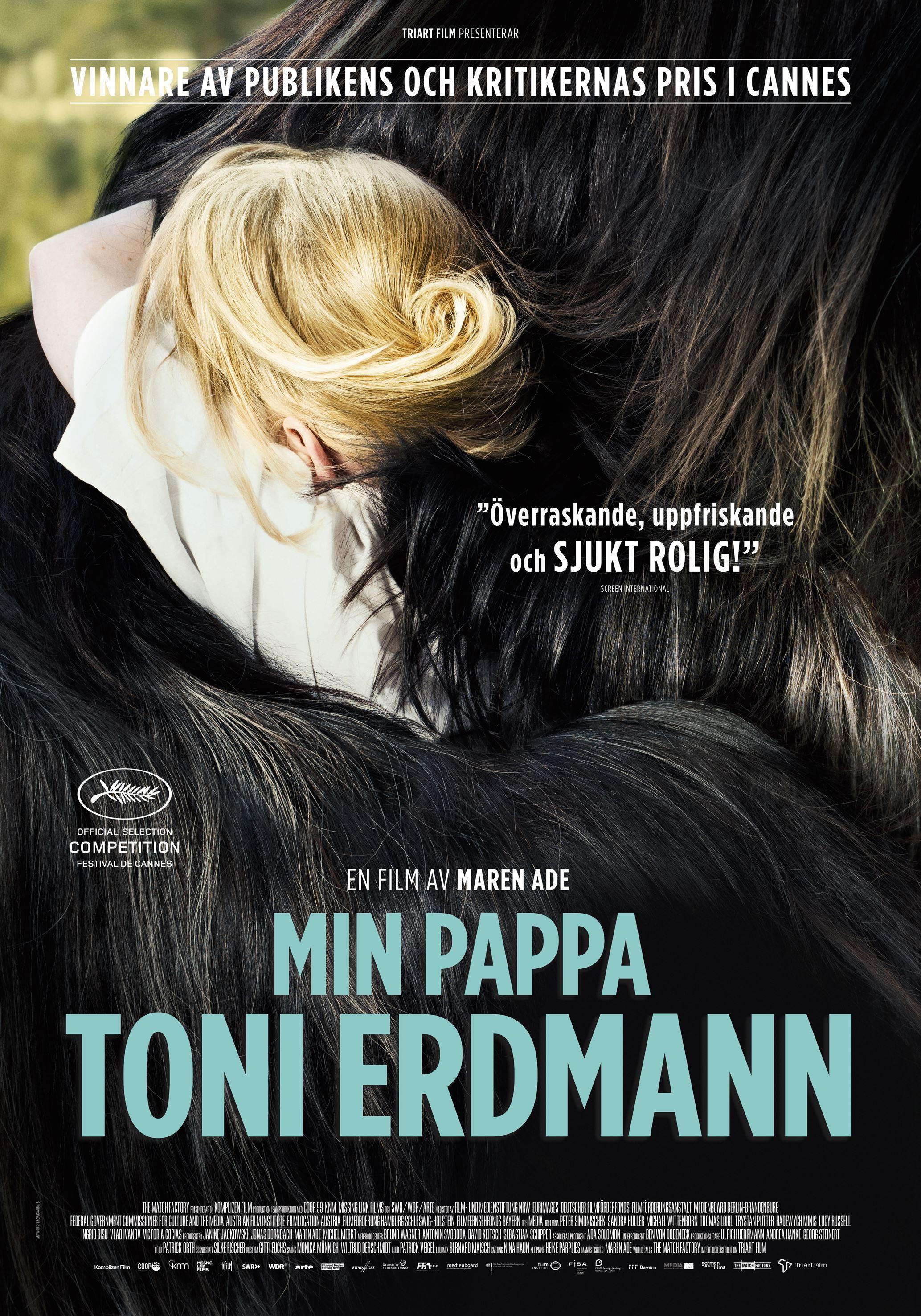 Bio: Min pappa Toni Erdmann