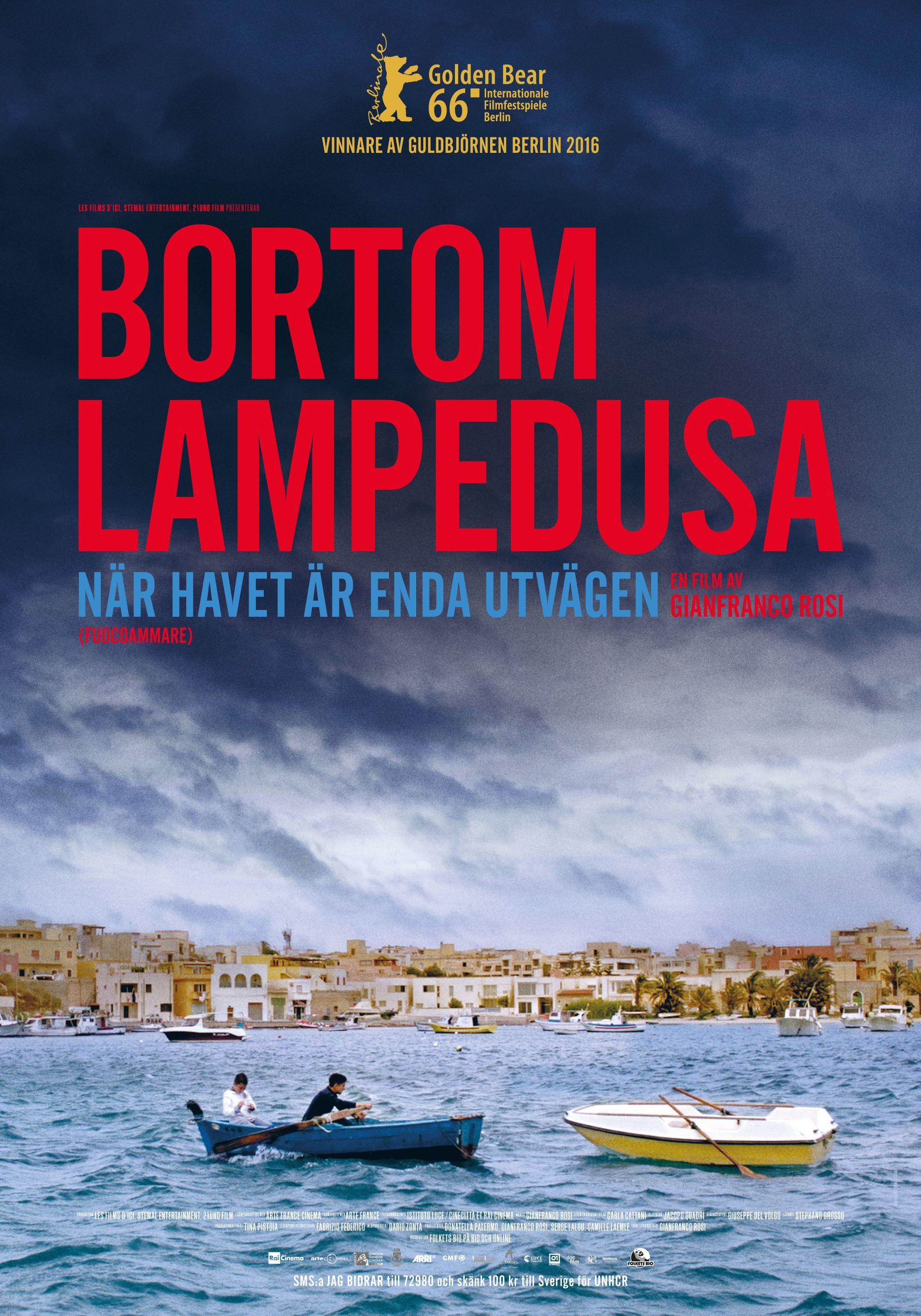 © Folkets Bio, Bio: Bortom Lampedusa