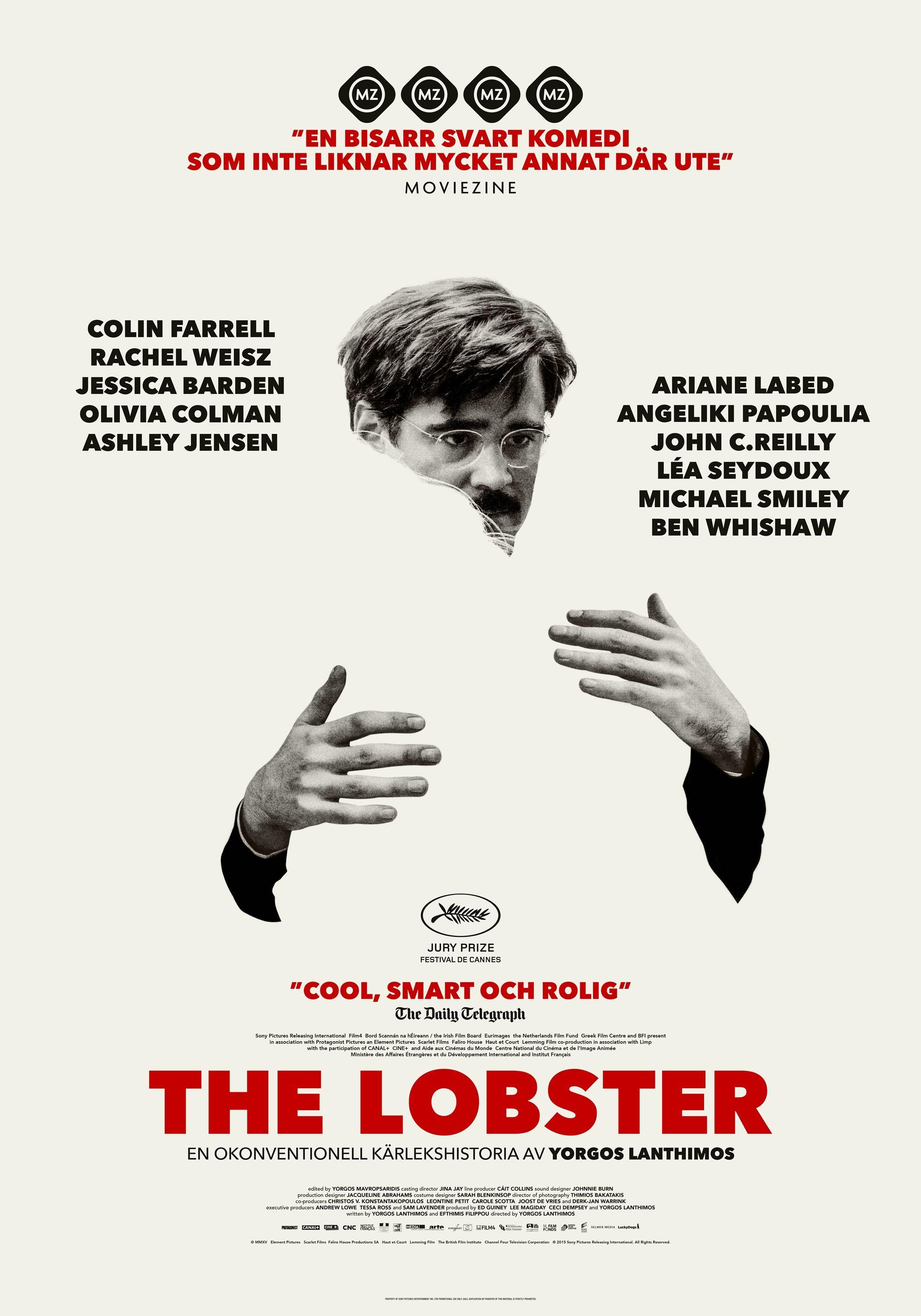 Bio: The Lobster