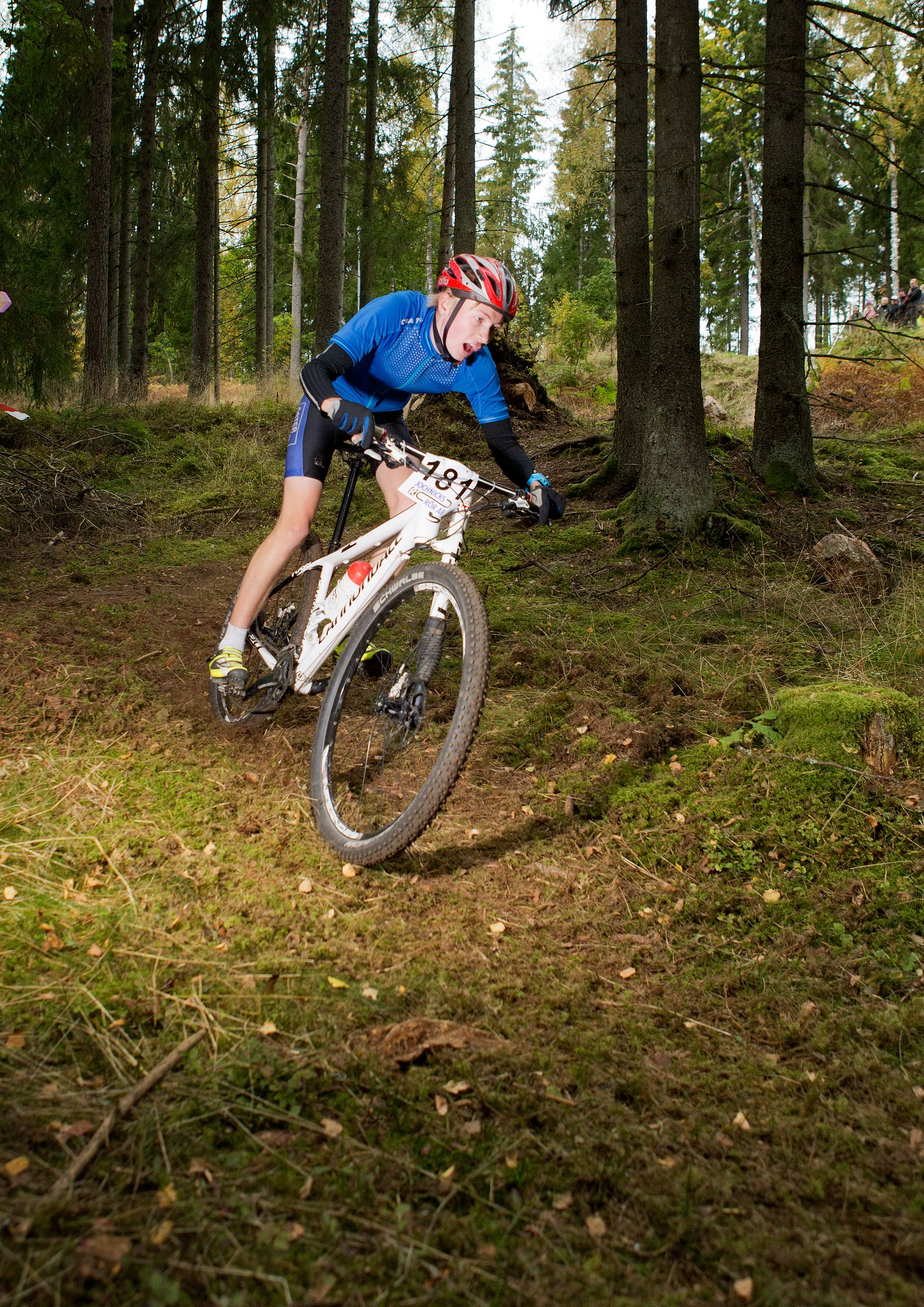 SM i mountainbike