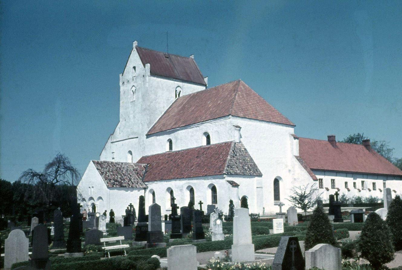 Hur Dalby kyrka fick sitt utseende