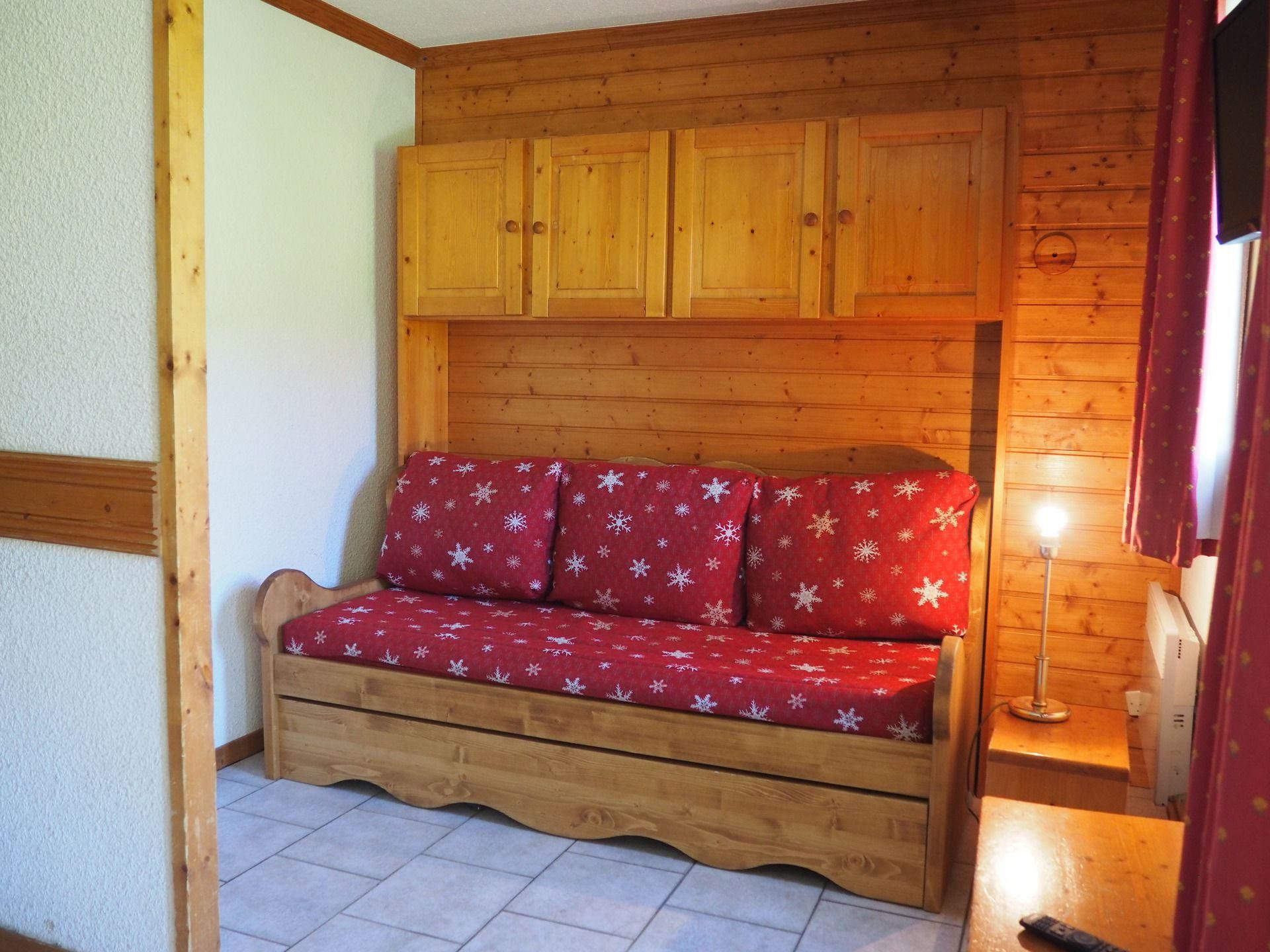 2 Pièces cabine 5 Pers skis aux pieds / VILLARET 225