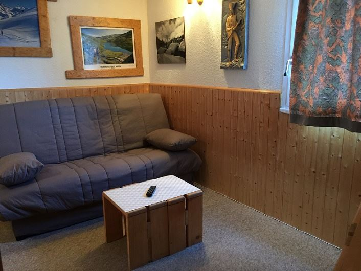 2 Rooms 6 Pers ski-in ski-out / GENTIANES 301