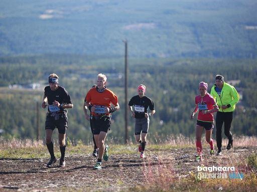 Bagheera Fjällmaraton Sälen