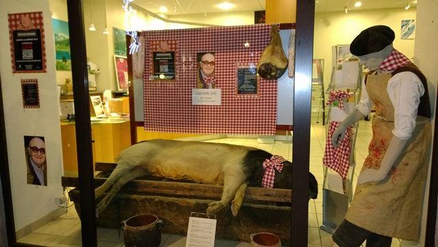 Repas Fête du cochon