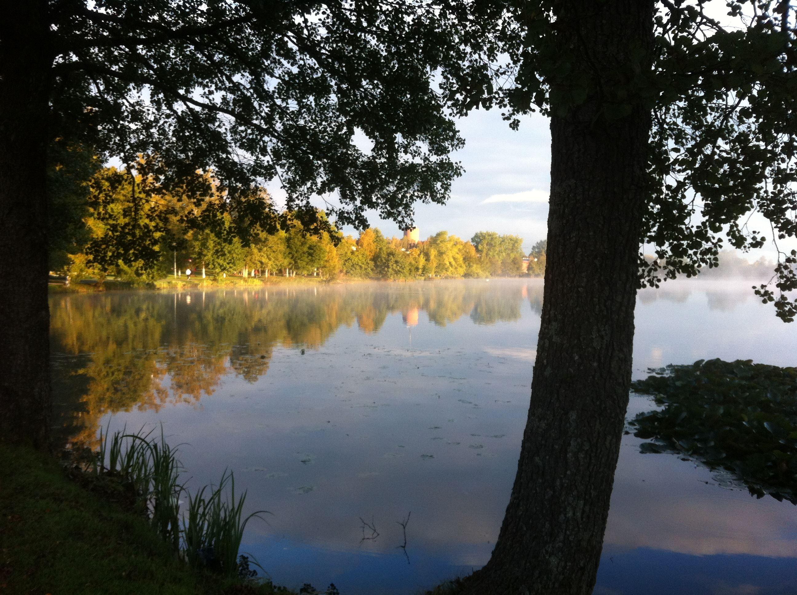 Tipspromenad runt Ingsbergssjön