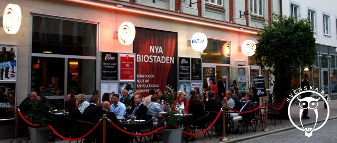 Kino - Biostaden Karlskrona