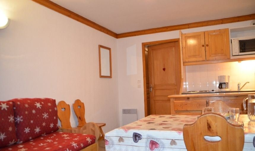 2 Rooms 4 Pers ski-in ski-out / VALMONT 711