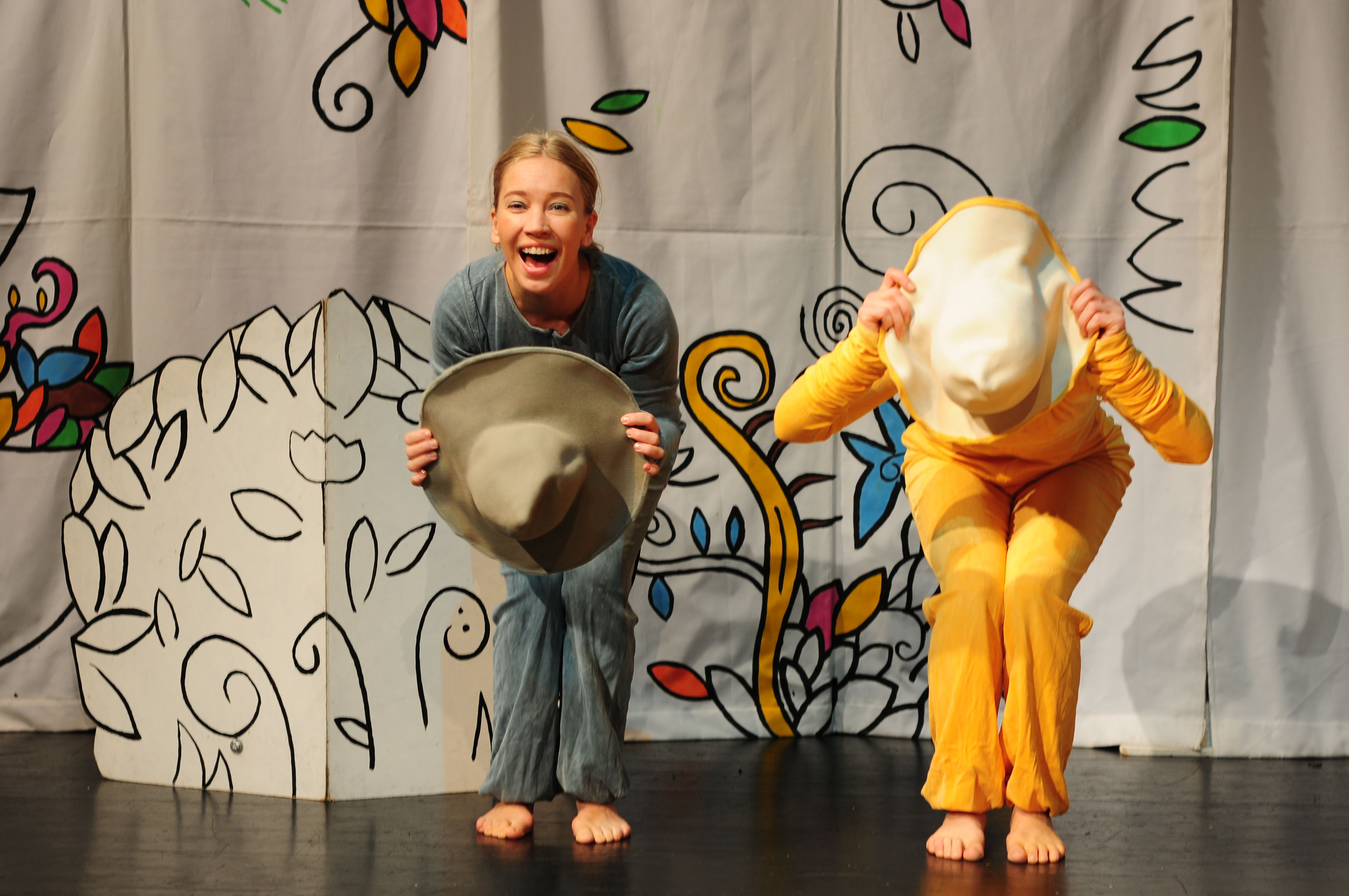 Kulturlördag - Dansföreställningen Borta
