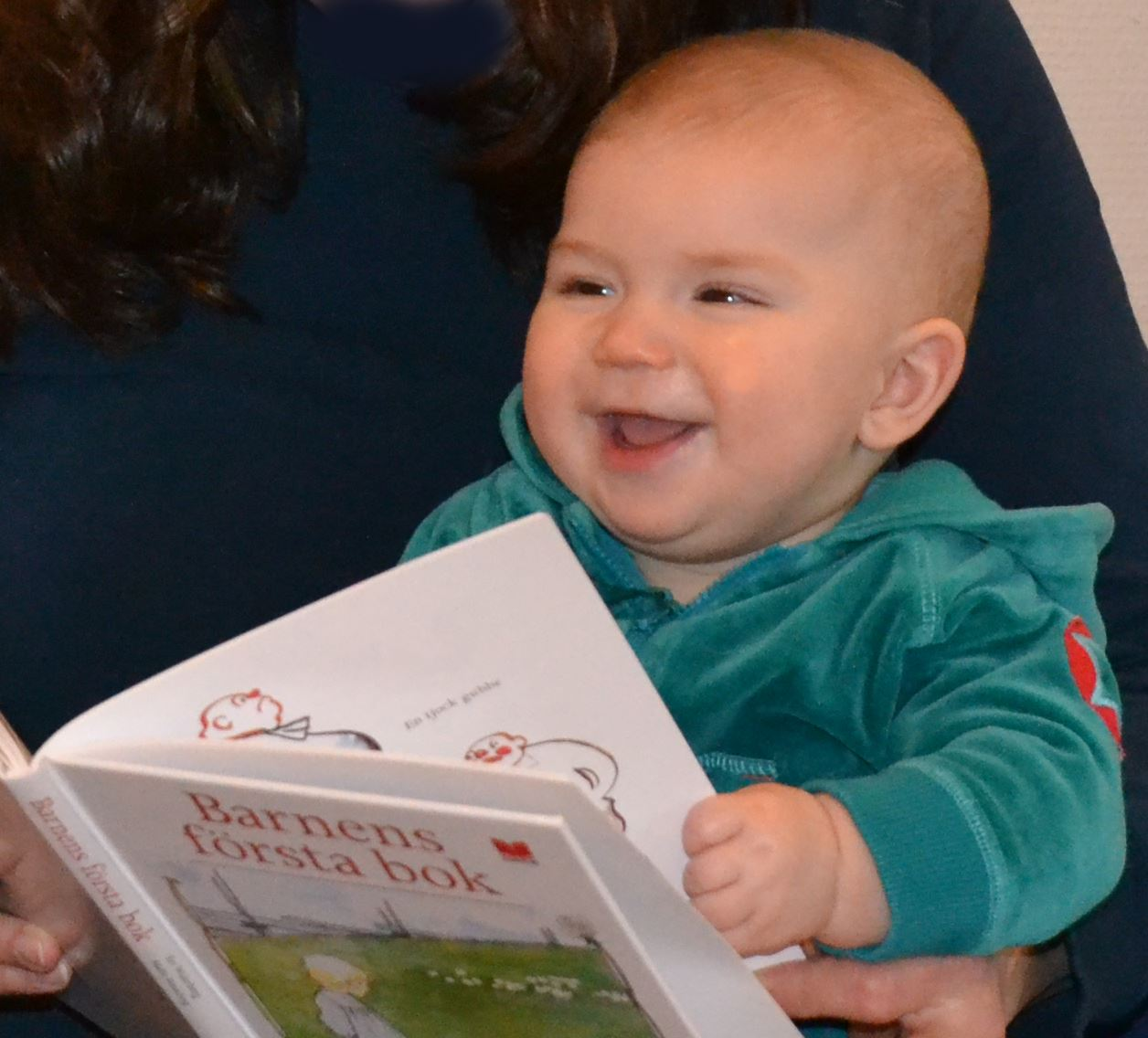 Babybus på Hölö bibliotek