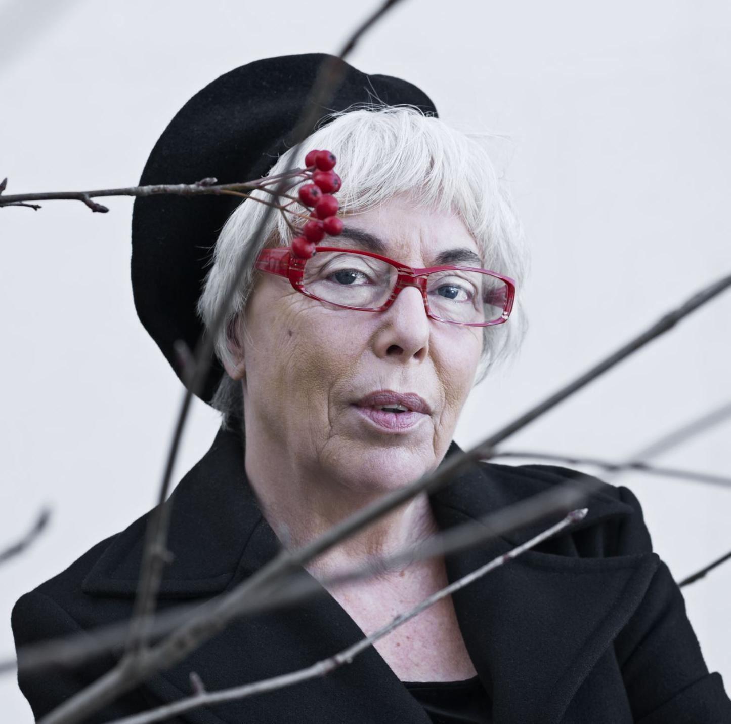 Författarbesök med Yvonne Hirdman