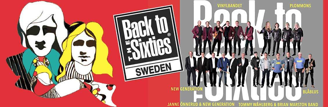 Back to the sixties i Folkets Park