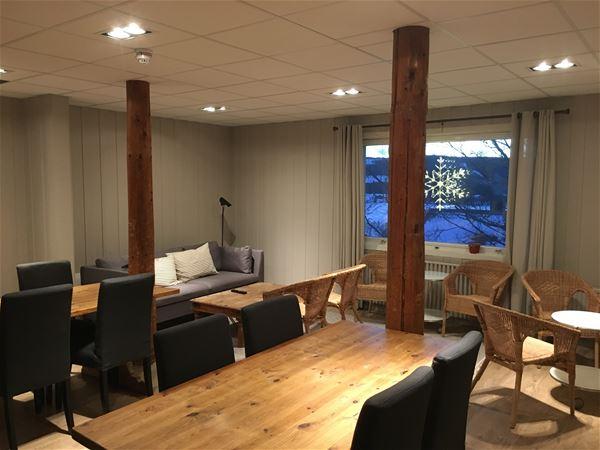 Youth hostel, Hotell Funädalen