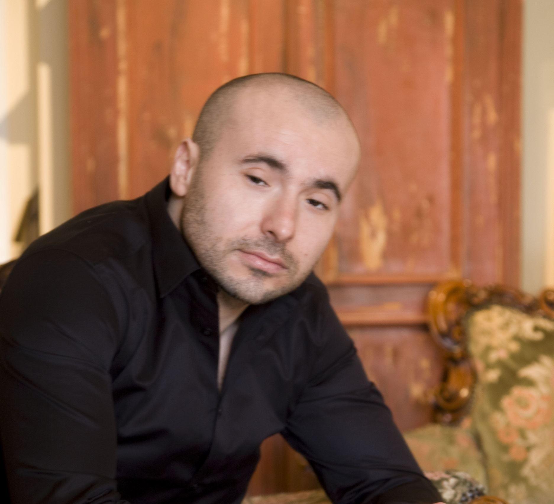 Författarbesök: Zulmir Bečević