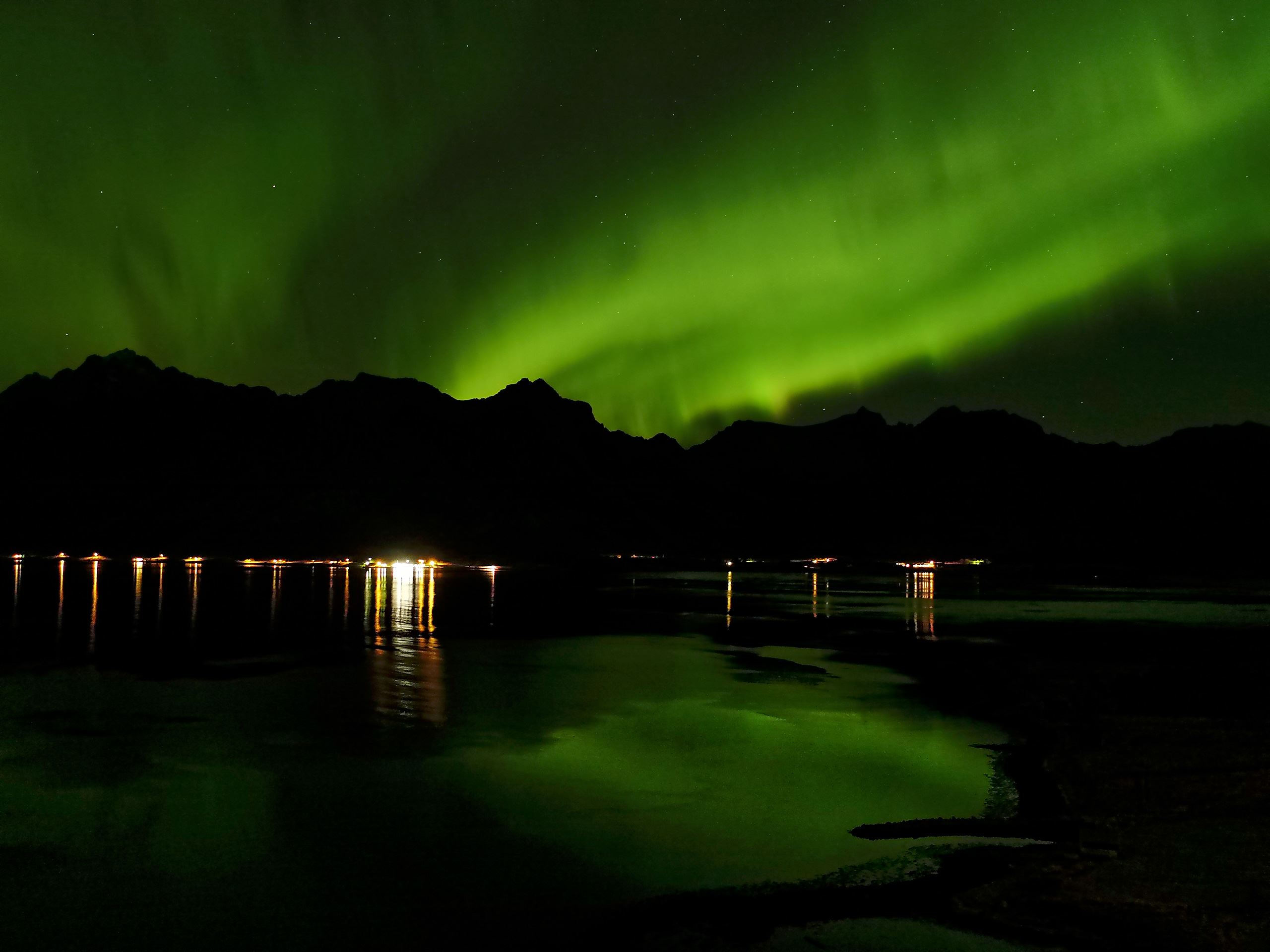 Northern Lights Explorer - Chase the Northern lights in Lofoten