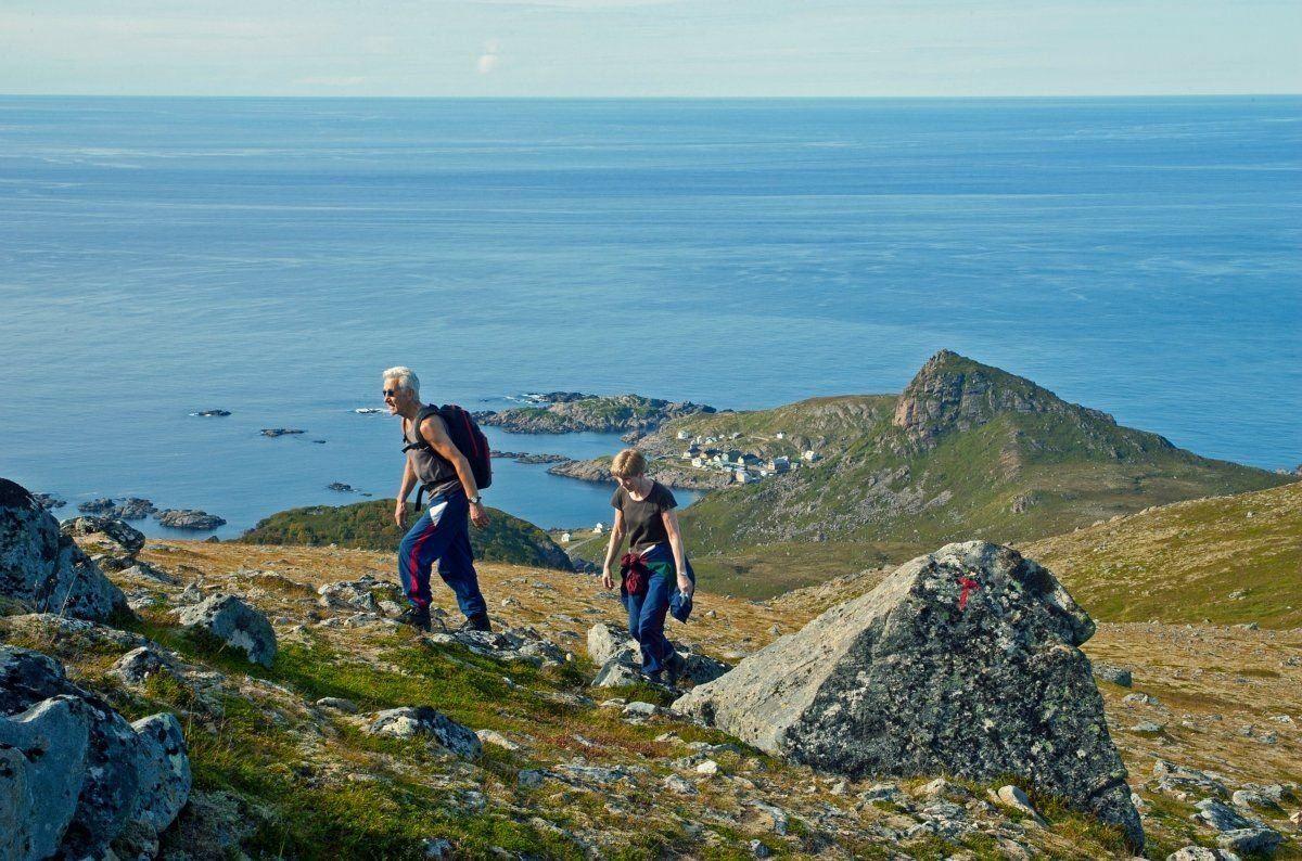 Dronningruta - Eventyrlig vandring i Nord-Norge