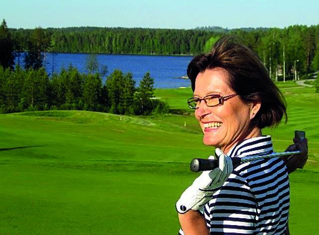 Golf tour around Lake Päijänne