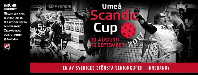 Umeå Scandic Cup 2017