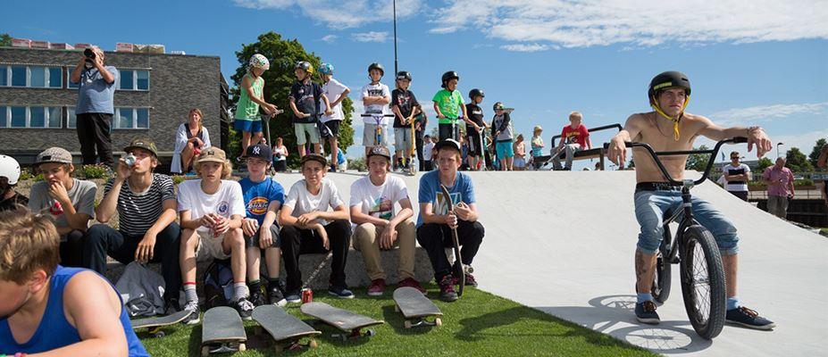 Åparken Skatepark